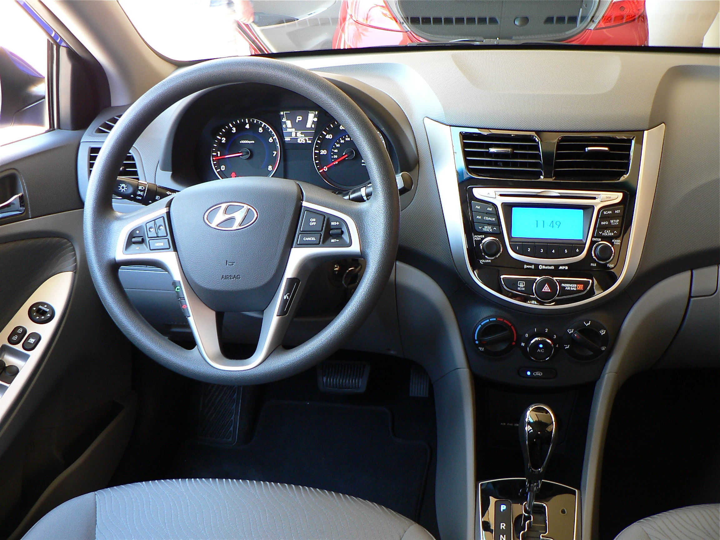 First Drive 2012 Hyundai Accent John Leblanc S Straight Six