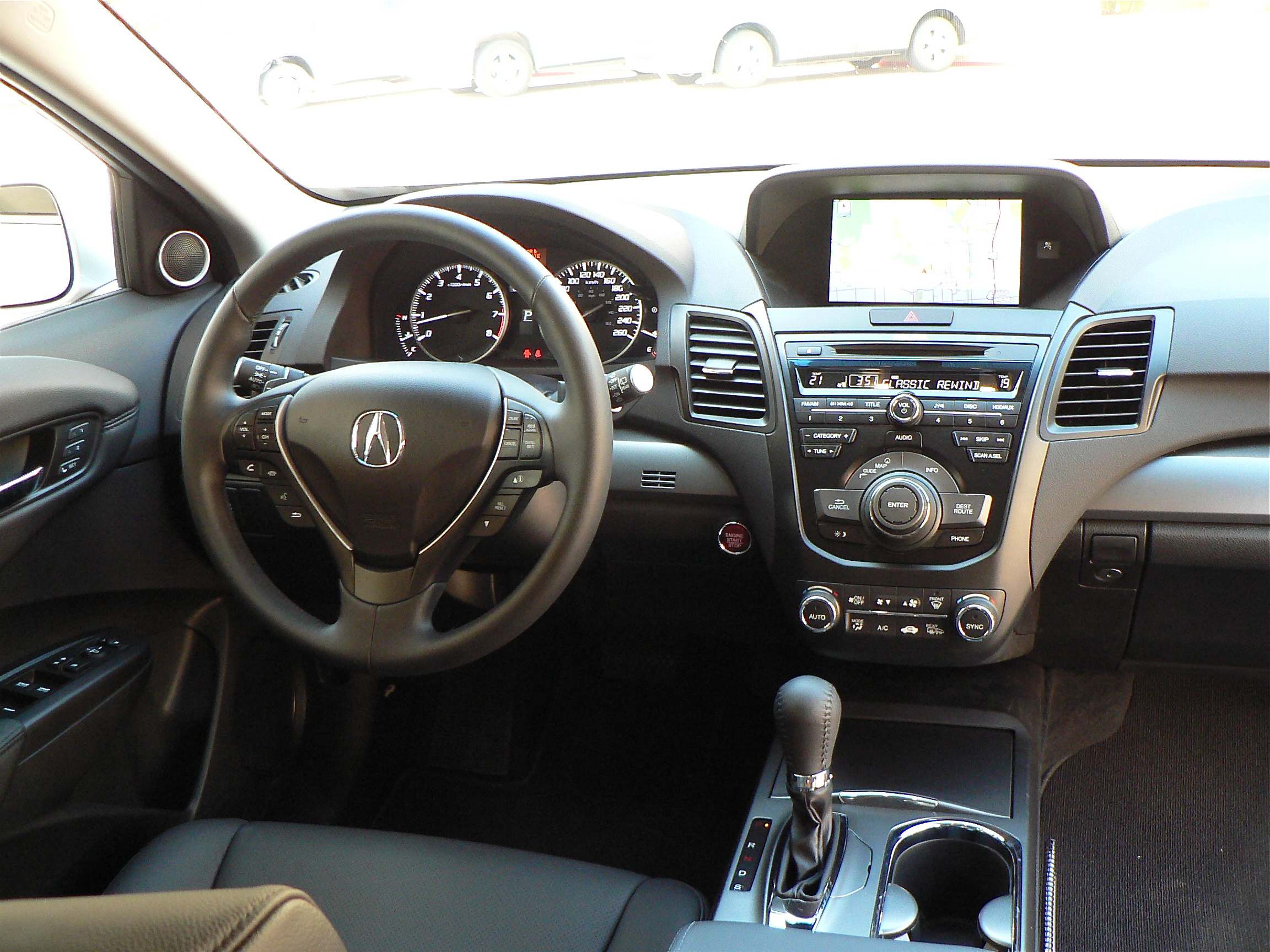 in was acura an your diminished appraisal value car involved rdx accident