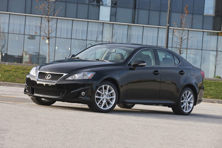 quick spin 2012 lexus is 350 awd john leblanc 39 s. Black Bedroom Furniture Sets. Home Design Ideas