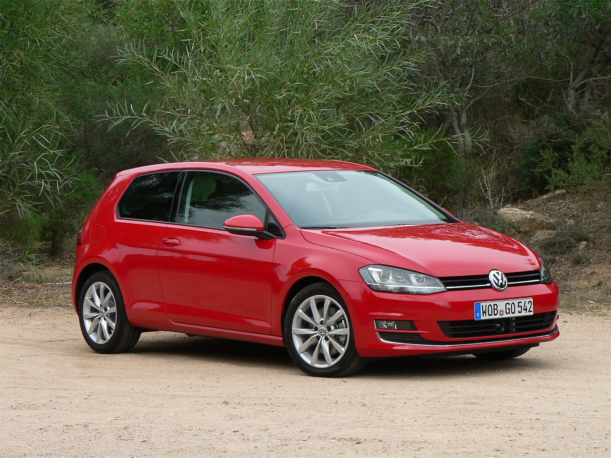 first drive 2014 volkswagen golf john leblanc 39 s straight six. Black Bedroom Furniture Sets. Home Design Ideas