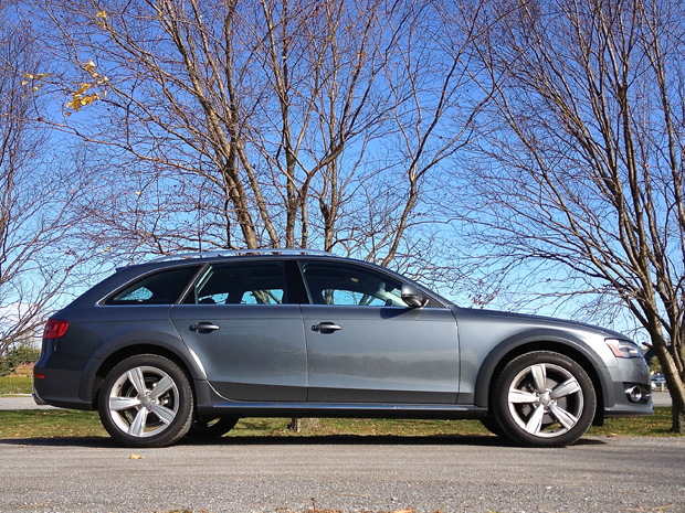 Road Test Amp Video 2013 Audi A4 Allroad Quattro John