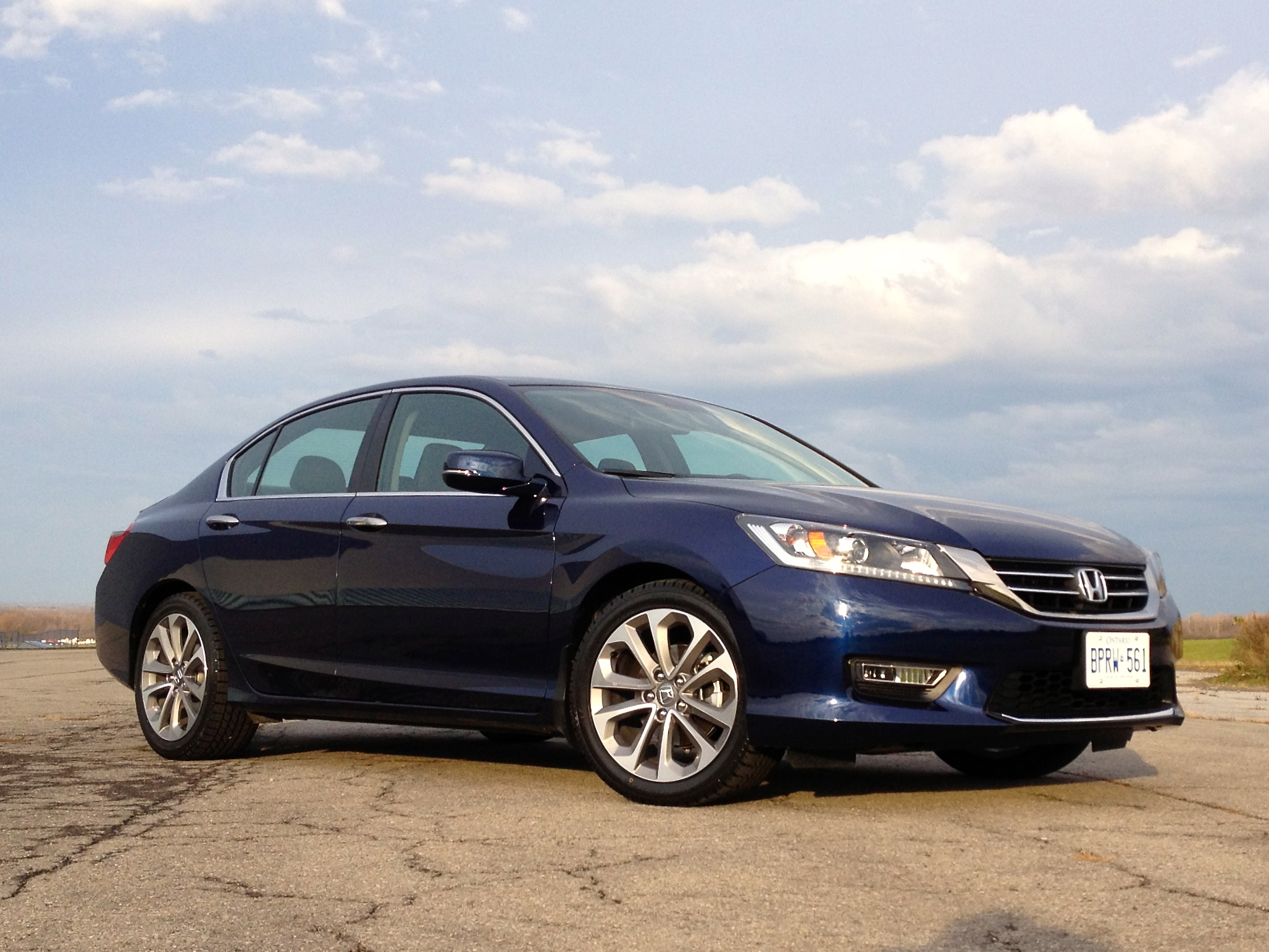 2014 honda accord sport cvt