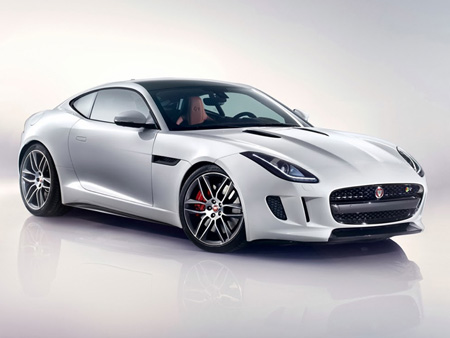 2014 Jagaur F-Type R Coupe