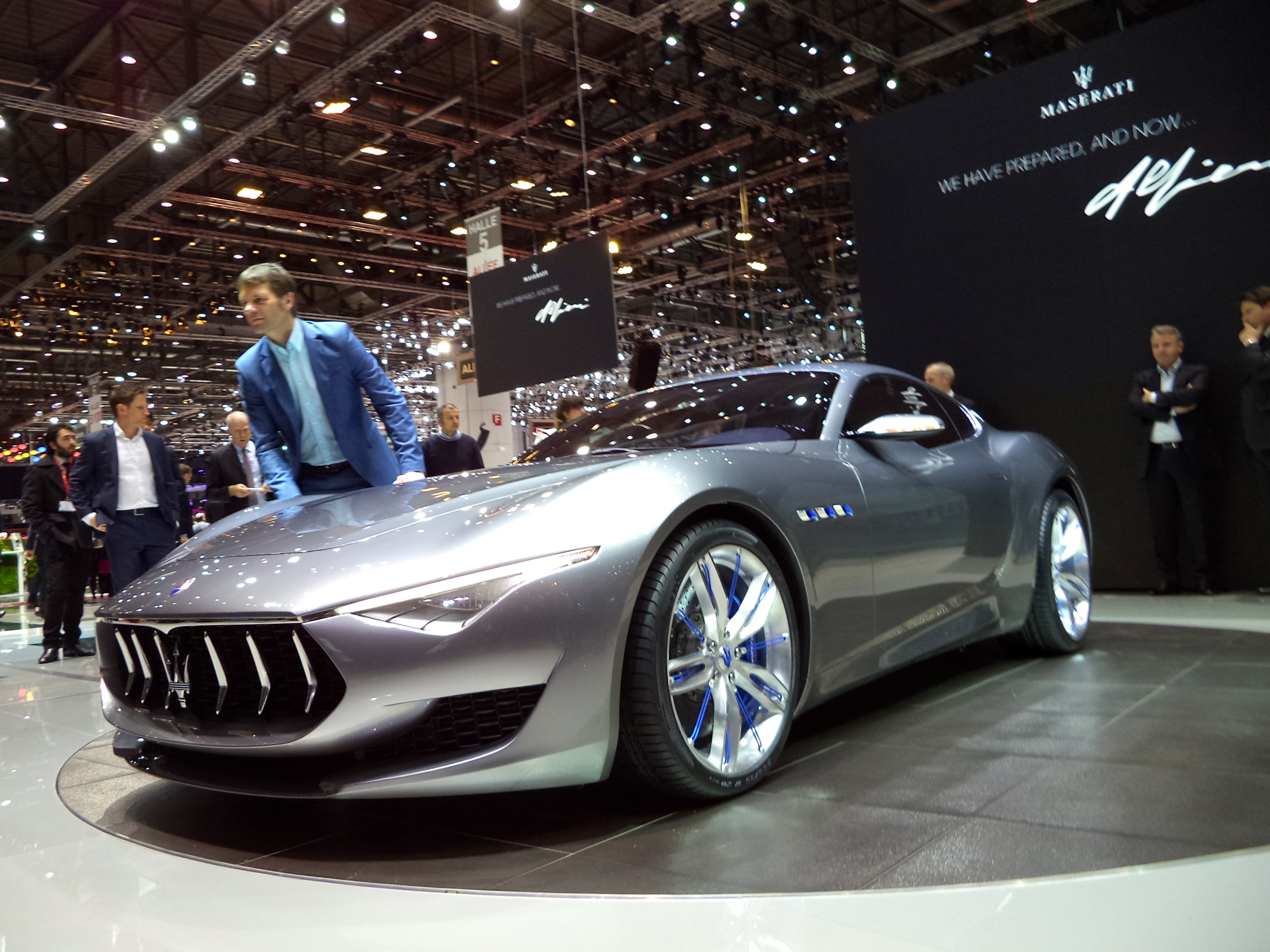 2014 geneva motor show maserati alfieri concept john leblanc 39 s straight six. Black Bedroom Furniture Sets. Home Design Ideas