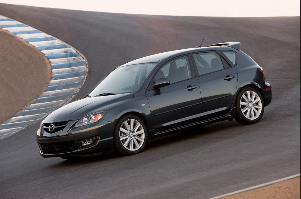 flashback fridays 2007 mazda mazdaspeed3 john leblanc 39 s. Black Bedroom Furniture Sets. Home Design Ideas