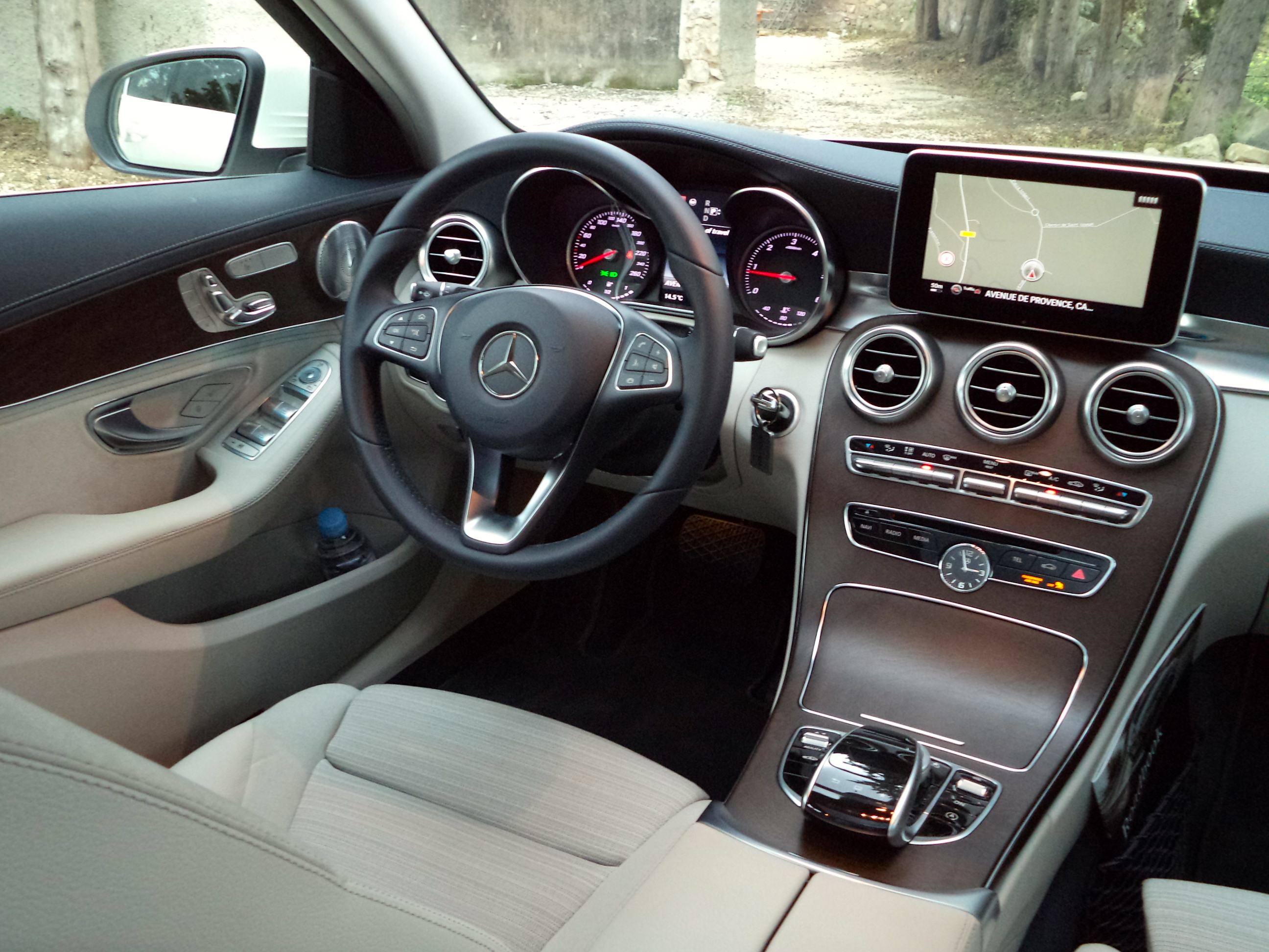 first drive: 2015 mercedes-benz c-class : john leblanc's straight-six