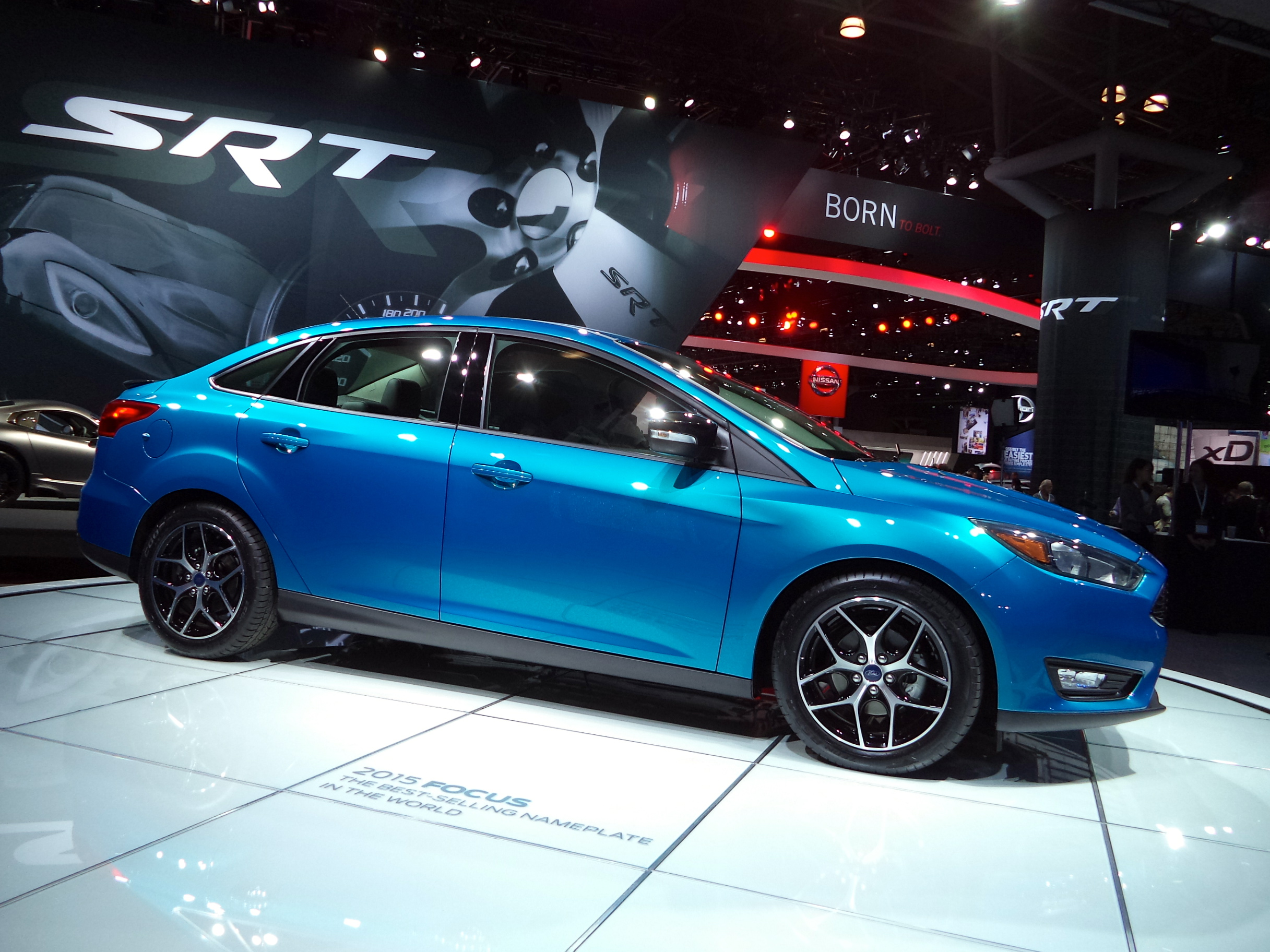 2015 ford focus sedan - 04 21 14 2015 Auto Shows Ford New York News No Comments