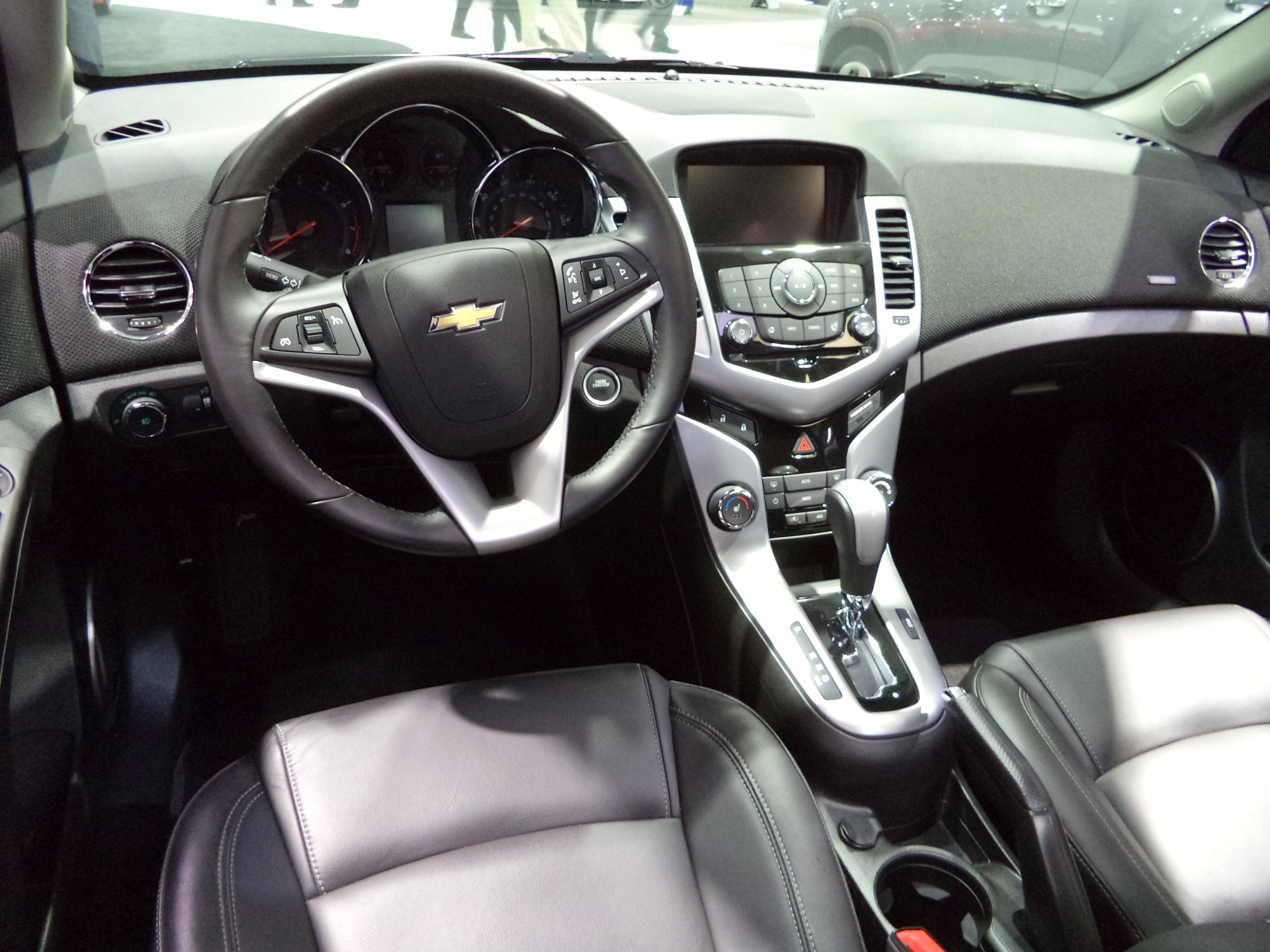2014 new york 2015 chevrolet cruze john leblanc s straight six