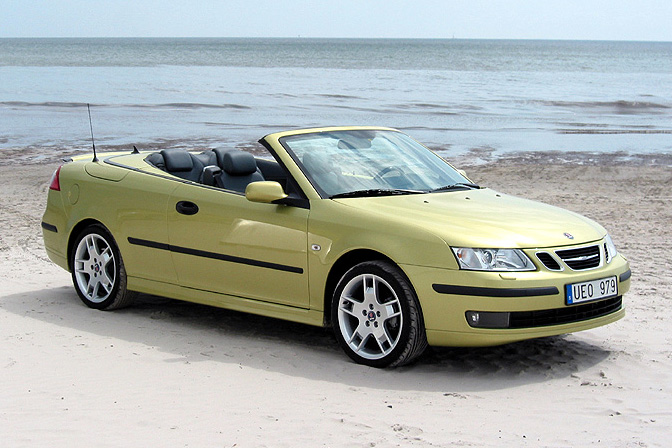 flashback fridays 2004 saab 9 3 convertible john leblanc 39 s straight six. Black Bedroom Furniture Sets. Home Design Ideas