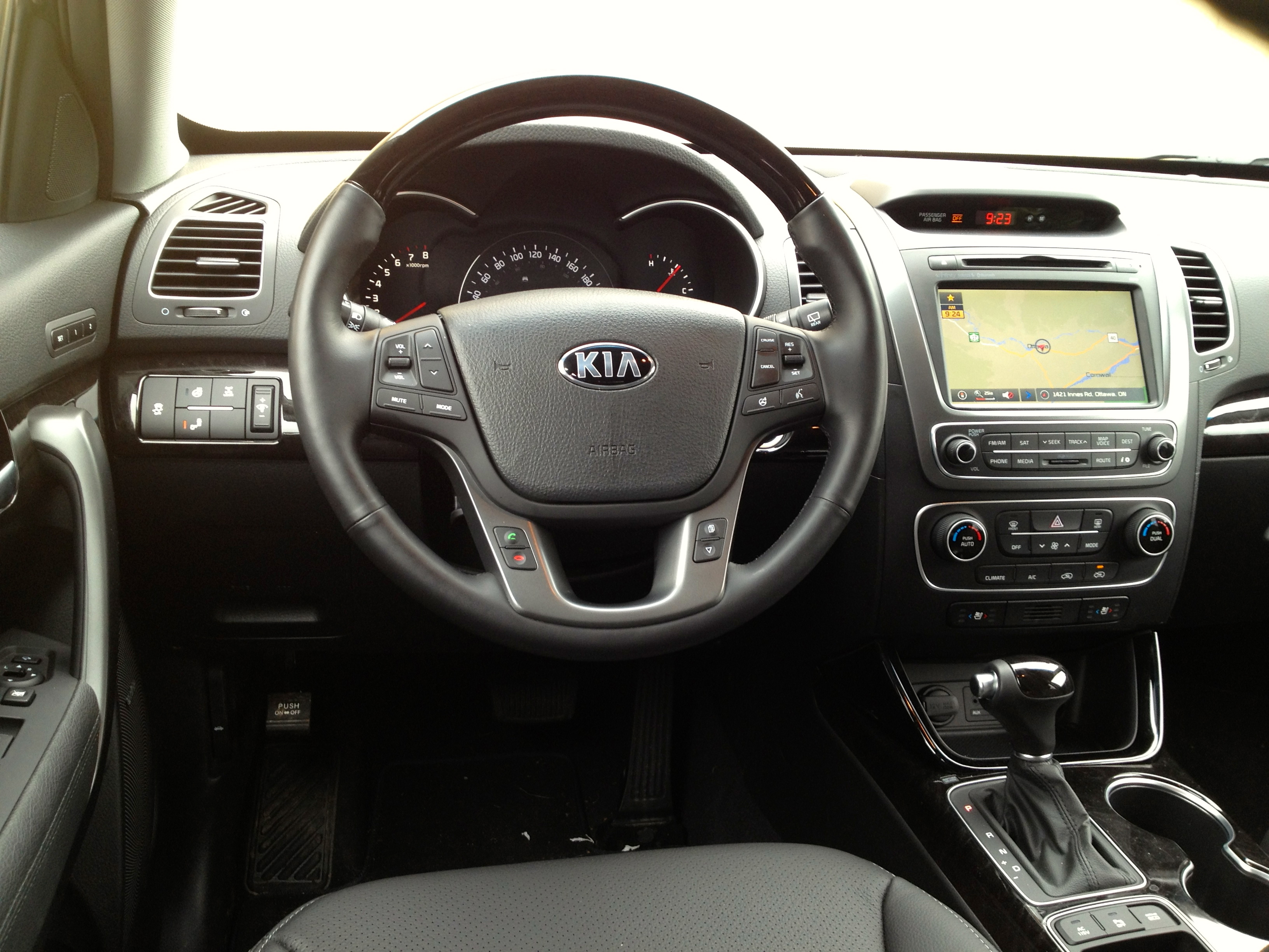 lx limited slip sorento kia blog sx transformed